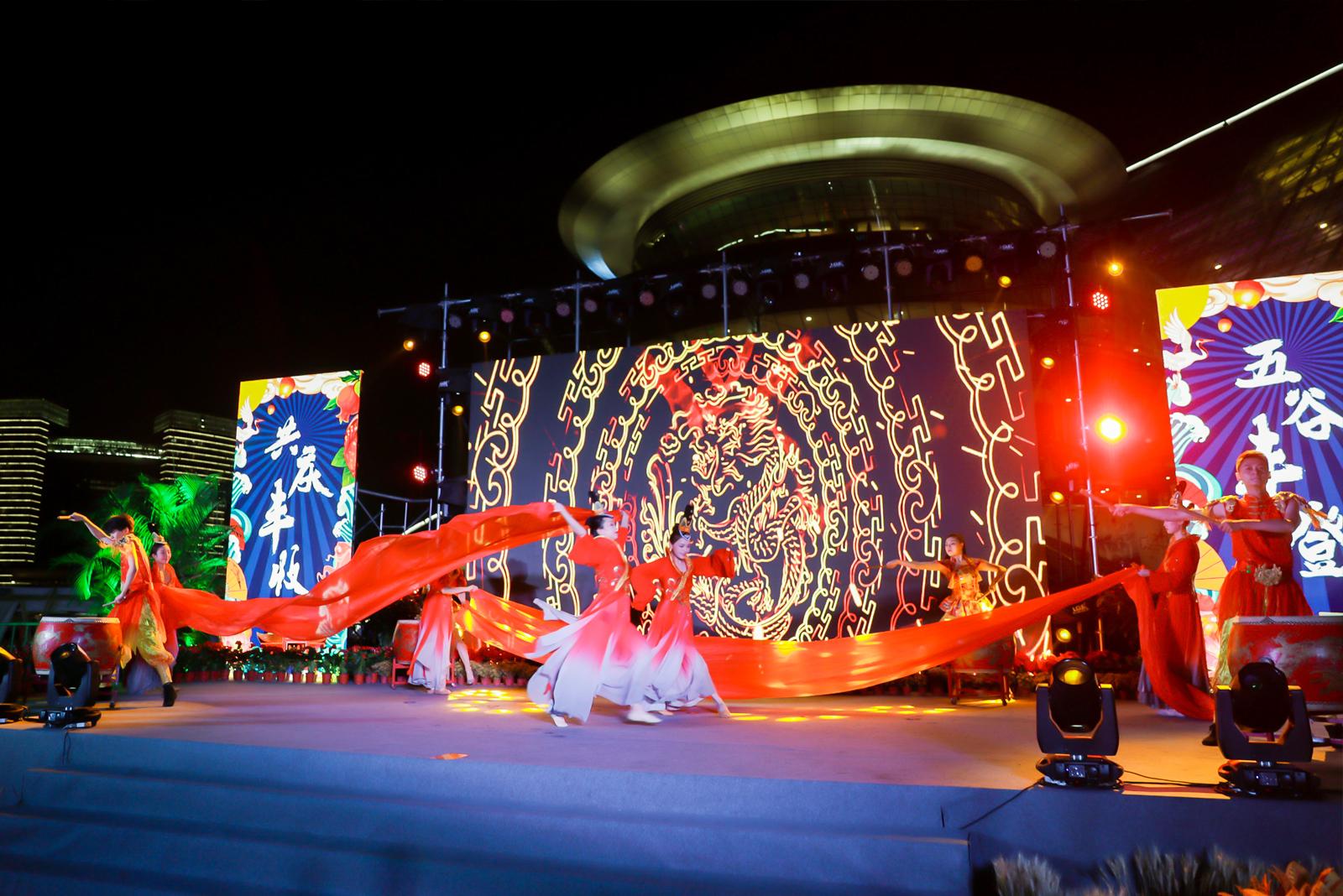 杭州丰收节开幕式演出