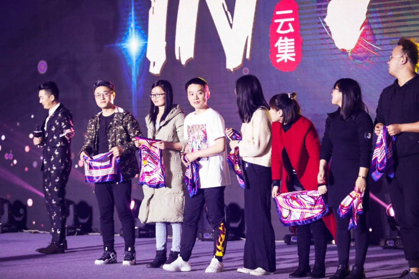 """IN印云集""2018云集微店年会庆典-9"