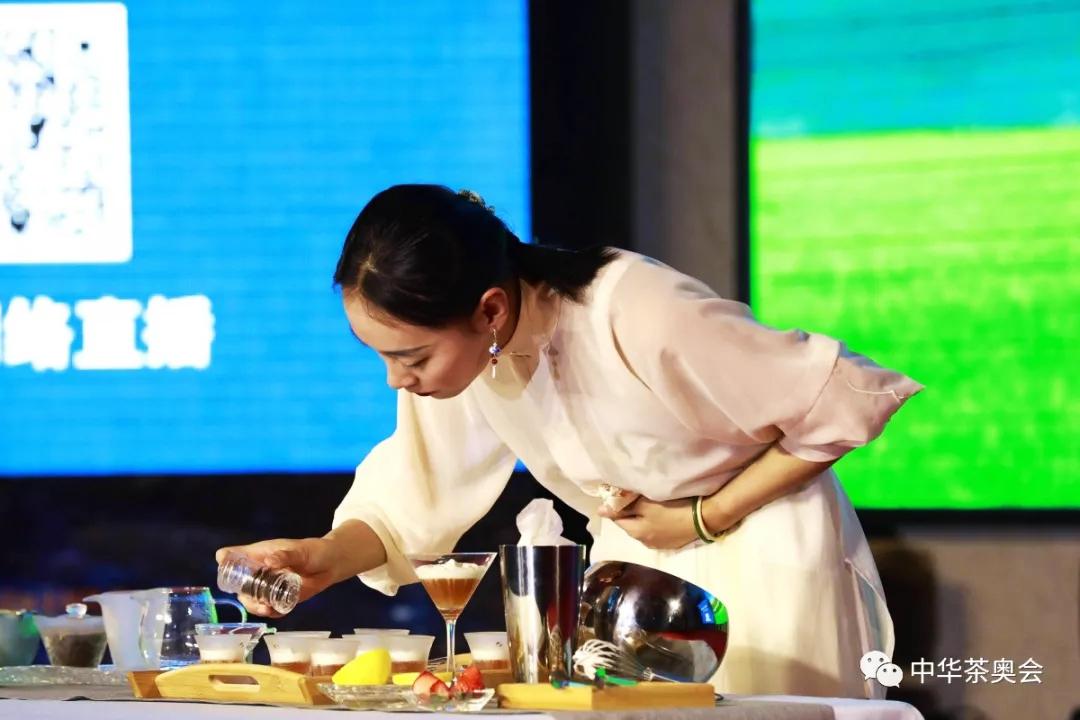 """第六届中华茶奥会2020 """"以茶入食与健康""""高峰论坛-3"""