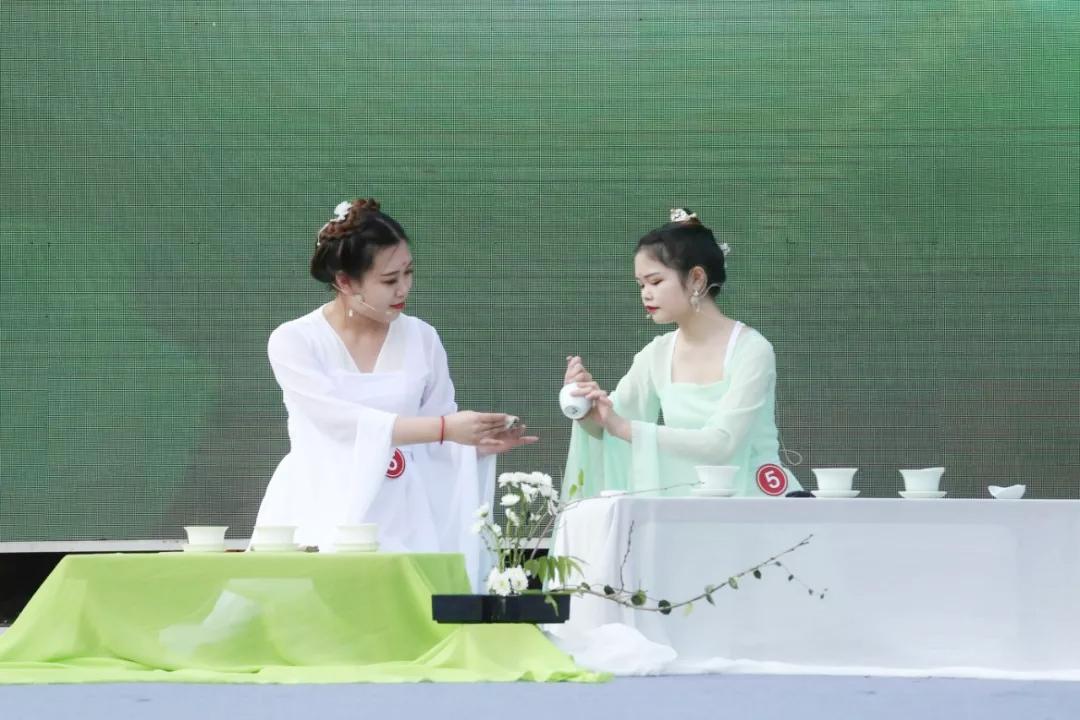 """第六届中华茶奥会2020 """"以茶入食与健康""""高峰论坛-9"""