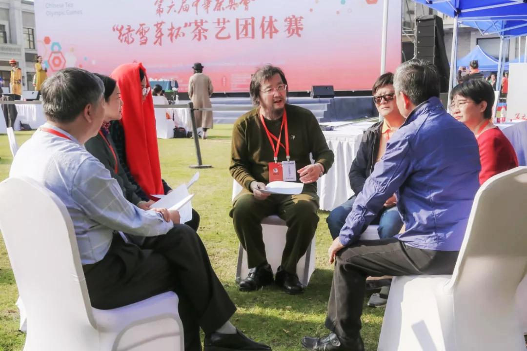 """第六届中华茶奥会2020 """"以茶入食与健康""""高峰论坛-24"""