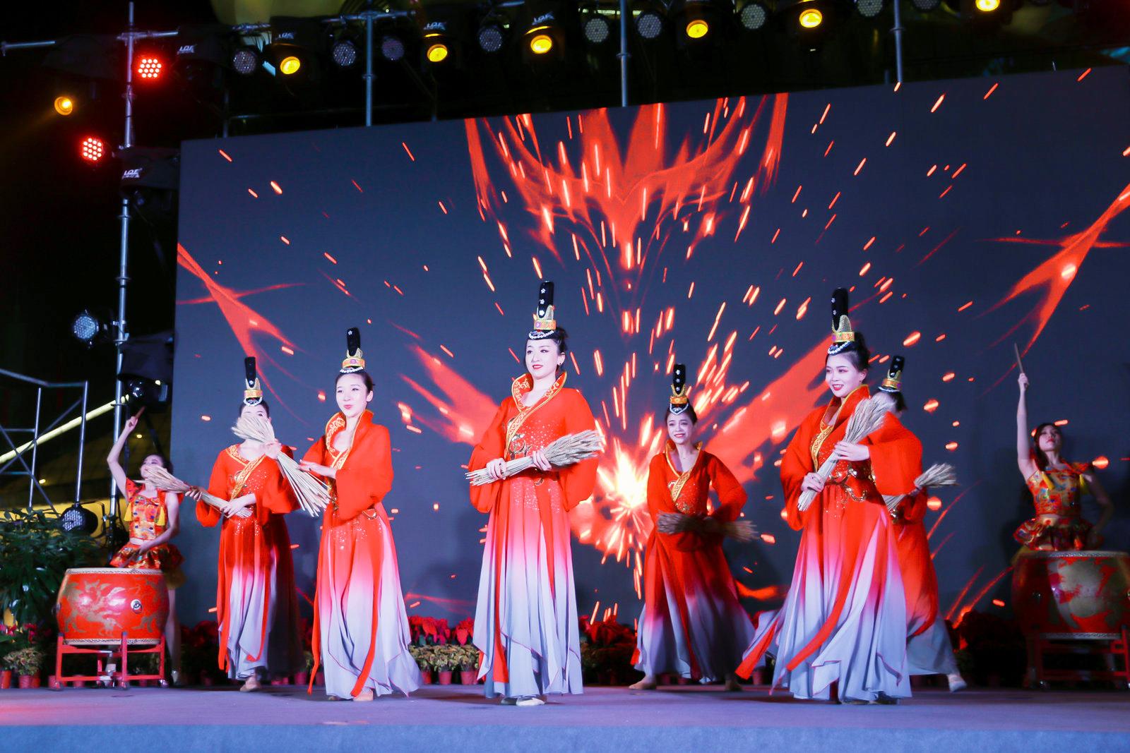2020杭州丰收节开幕式外场演出活动