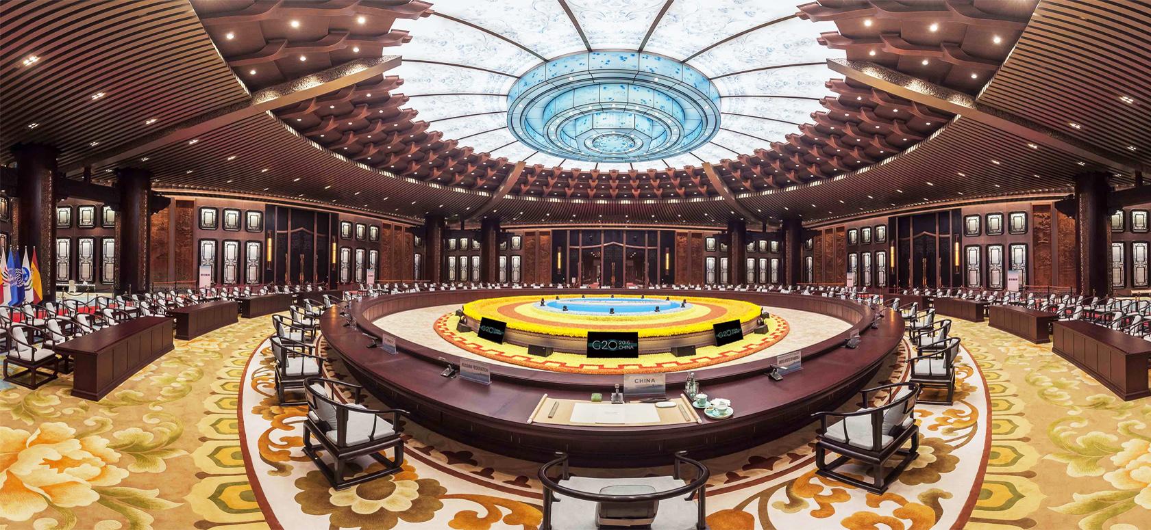 杭州G20峰会主会场