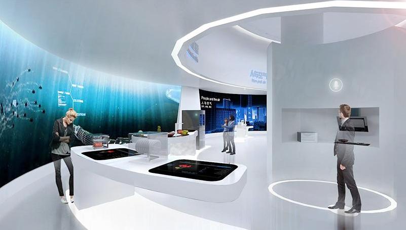 数字化智慧展厅