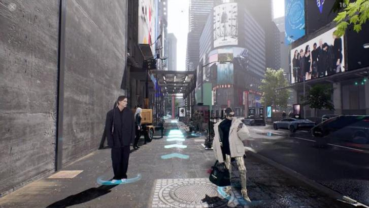 巴黎世家2021秋季发布会线上电子游戏