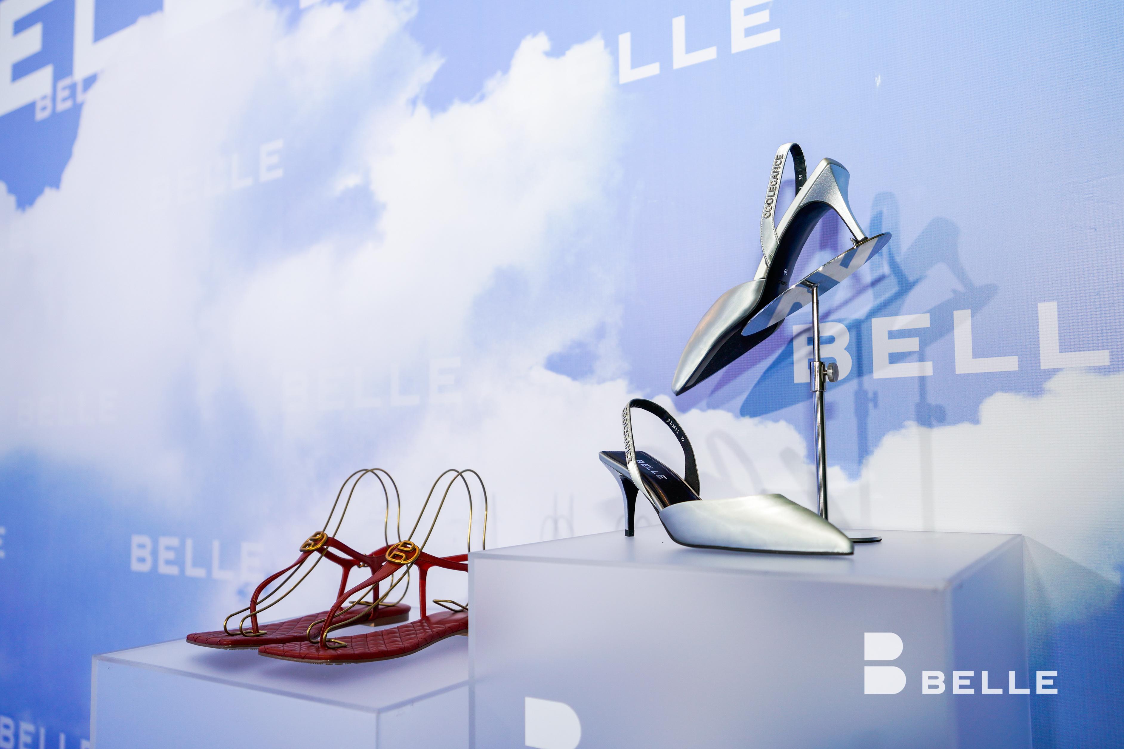 新鞋产品陈列