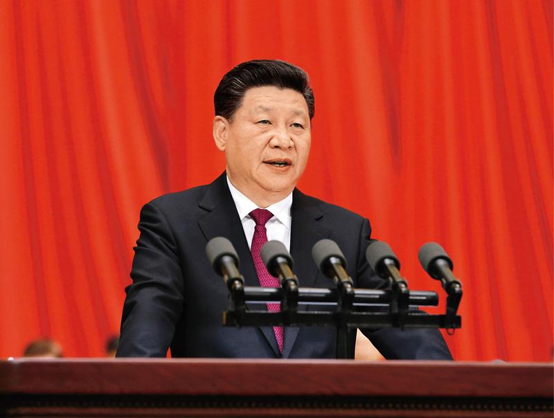 总书记在庆祝中国共产党成立95周年大会发表重要讲话