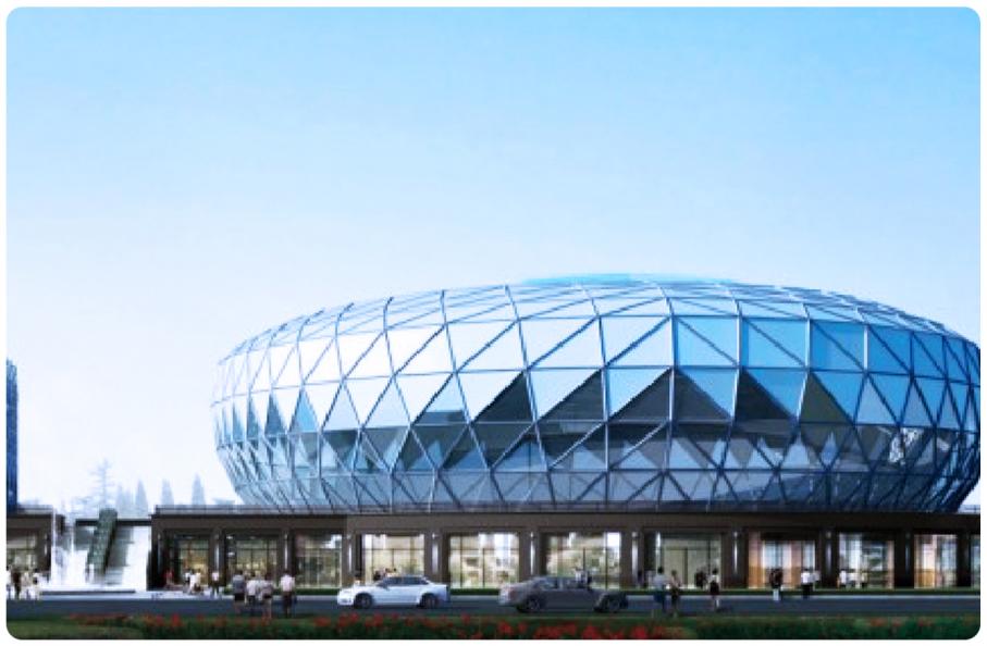 萧山区瓜沥文体中心体育馆