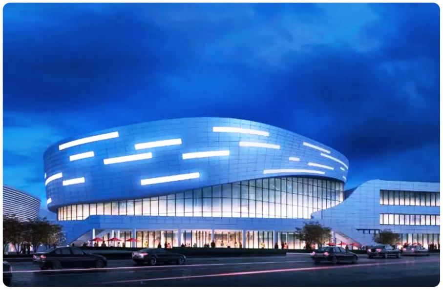 萧山区体育中心体育馆