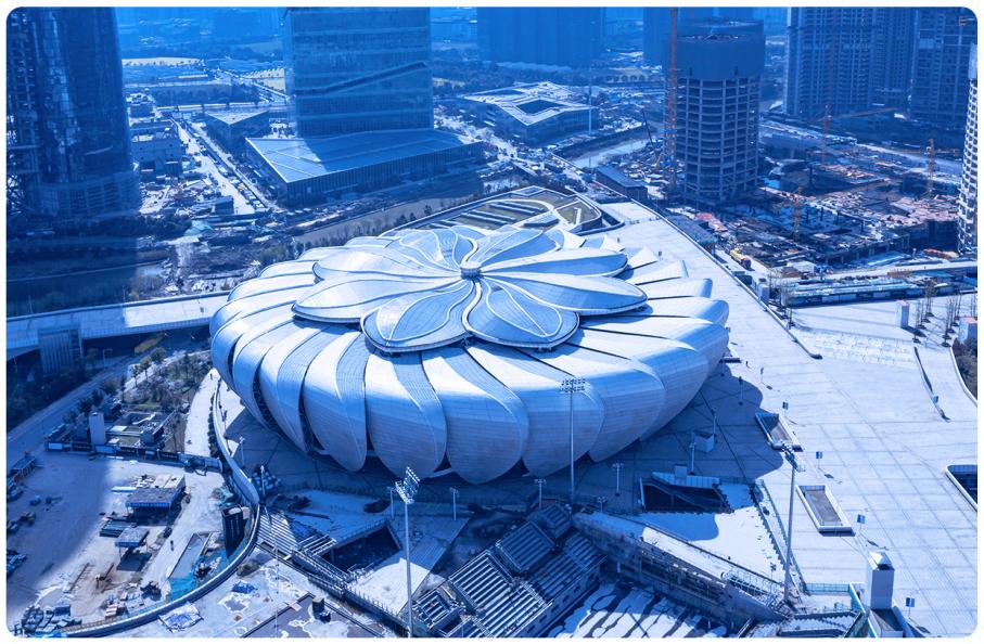 杭州奥体中心网球中心