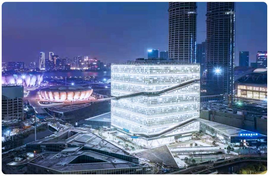 杭州奥体中心综合训练馆