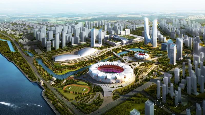 12个杭州特色地标!杭州亚运会场馆一览