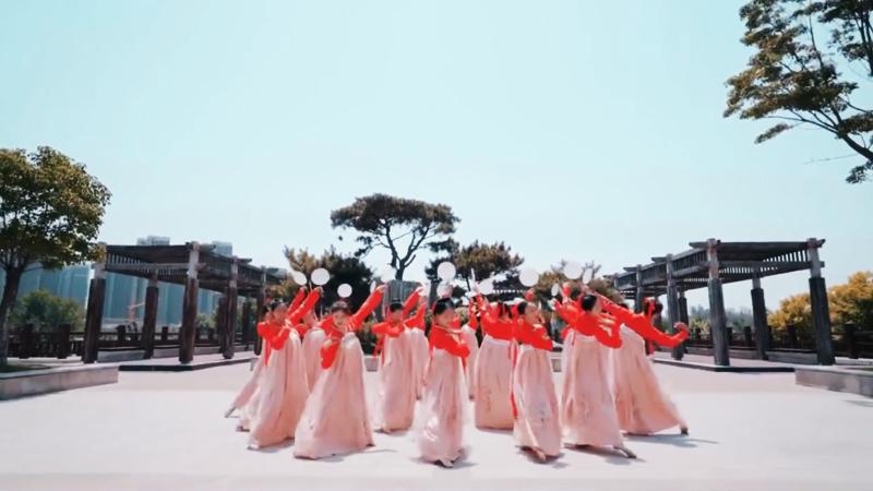 古典舞《繁花》